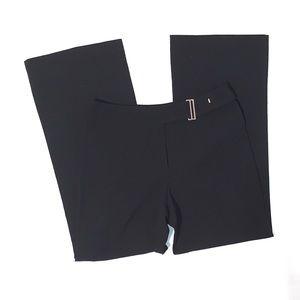 New York & co Womens black dress pants size 10